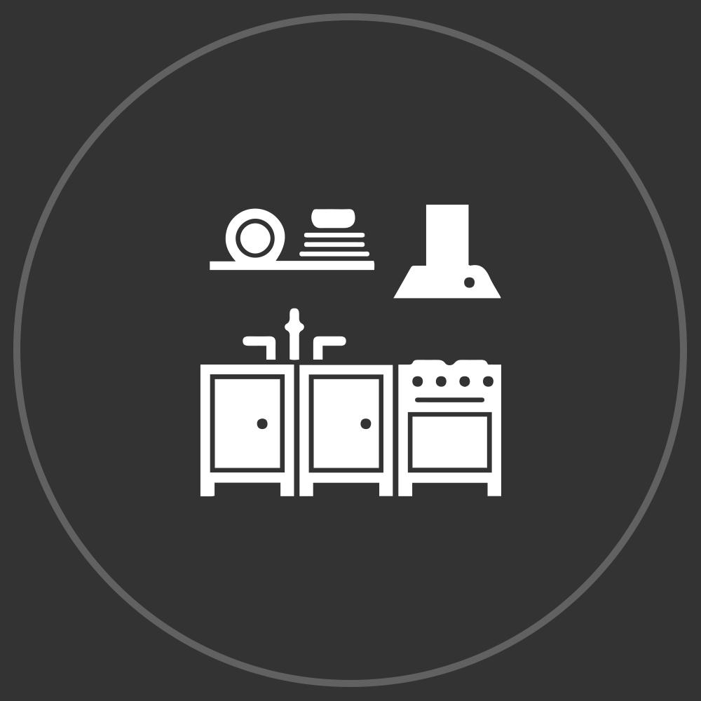 Cucina Autonoma Bnb Apartment